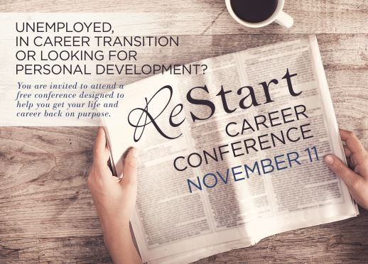 Facilitator at ReStart November 2017 conference